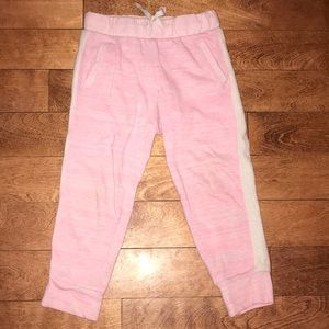 Old Navy joggers, size 4/5